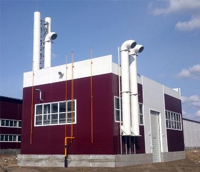 газовая котельная на сжиженном газе промышленная
