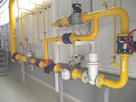 Подбор газорегуляторных пунктов ГРПШ с помощью программы.